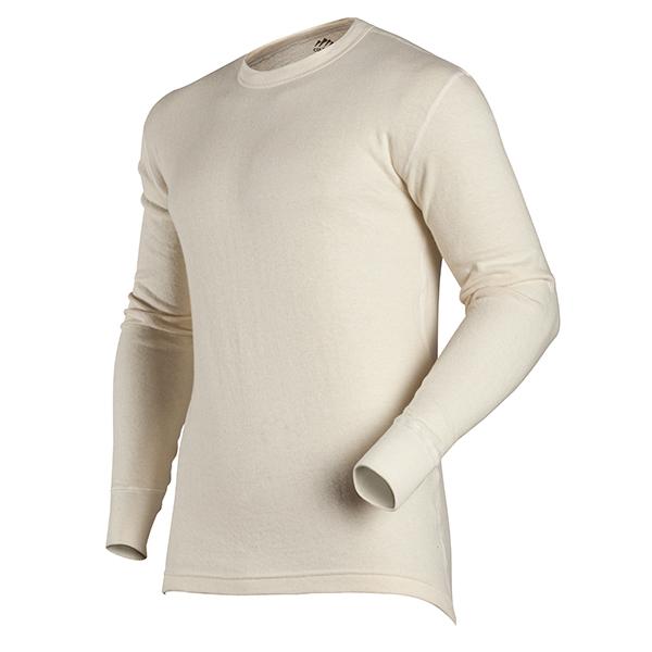 Authentic Wool Plus Men's Crew - COLDPRUF
